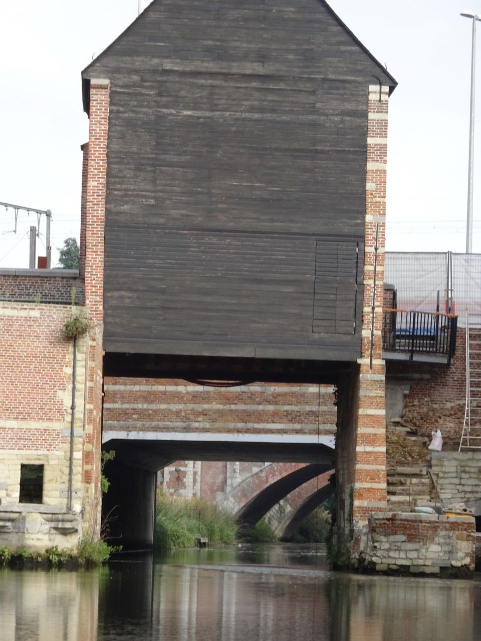 Boottocht op de Dijle (Mechelen)