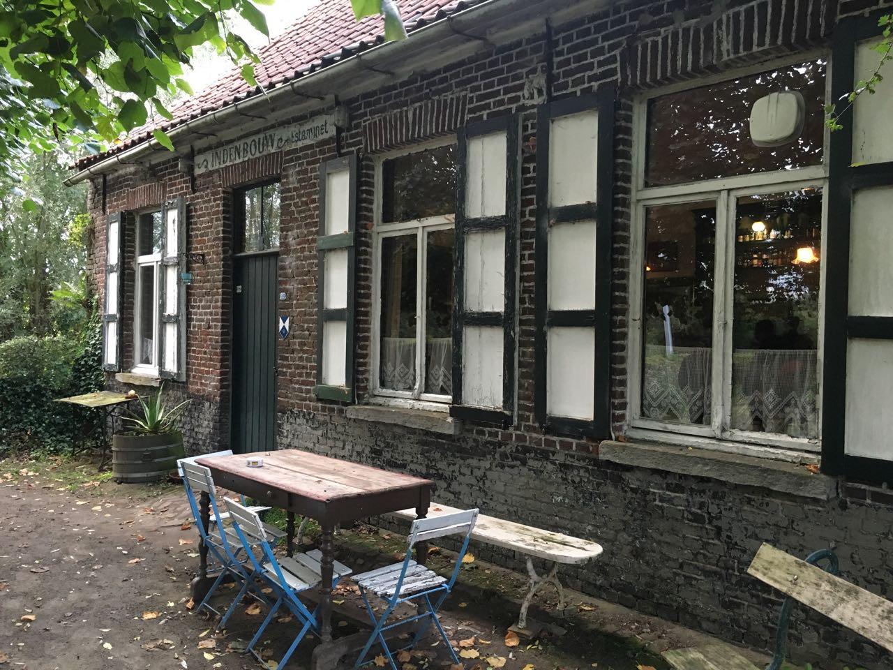 Café 'In Den Bouw' - Kalken