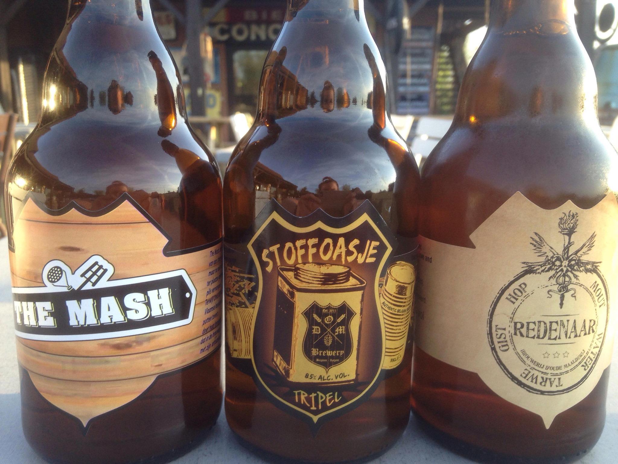D'Oude Maalderij - bieren