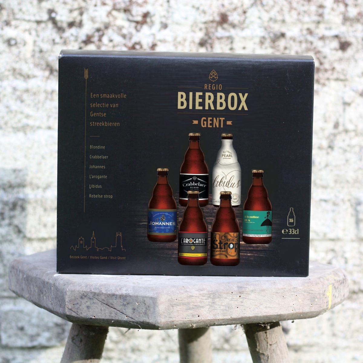 Regio Bierbox Gent
