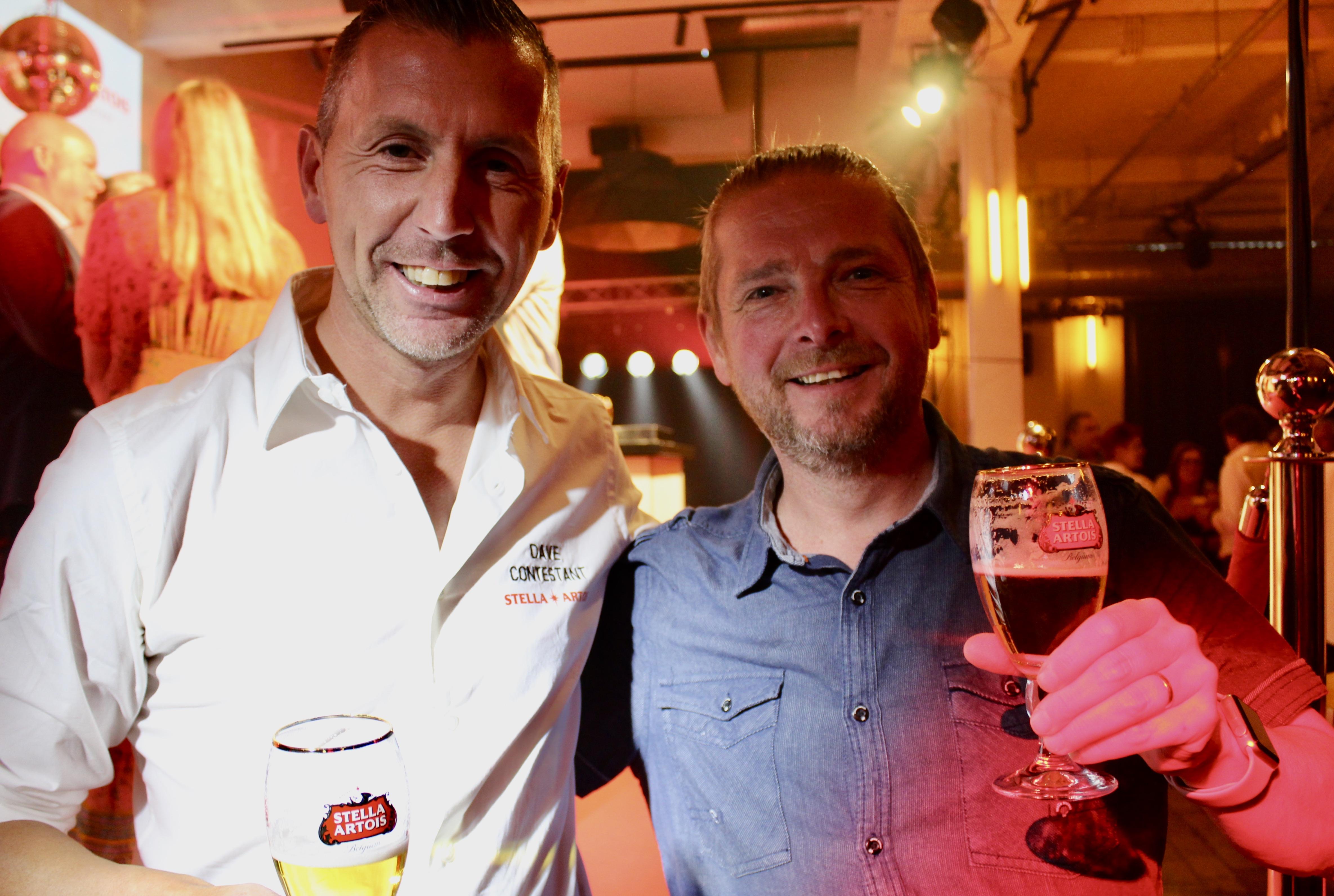 Stella Artois Draught Masters